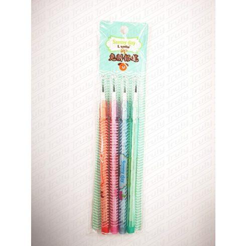 Ceruza tolóbetétes Lantu Sunny day mintás LT-1202
