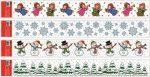 Karácsonyi ablakmatrica 351