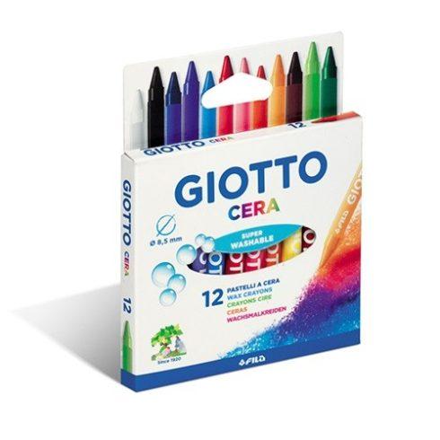 Giotto zsírkréta 12 db-os Cera