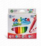 Carioca Jumbo 12-es filctoll készlet 40569