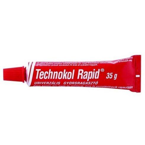 Technokol ragasztó 35 gr. piros