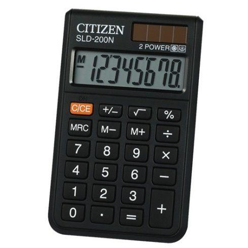 Számológép Citizen SLD-200N zsebszámológép