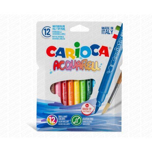 Carioca filc ecsetes, 12-es 42747