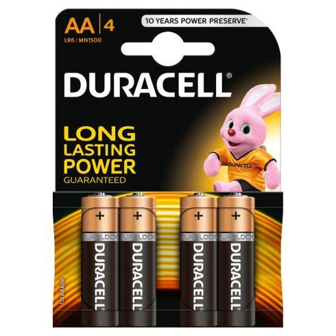 Duracell AA ceruza elem