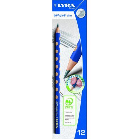 Lyra ceruza Groove Slim HB 12 darabos