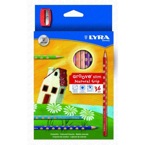 Lyra Groove Slim 36-es színes ceruza