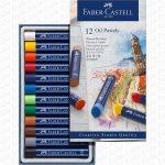 Faber-Castell olajpasztell 12 darabos