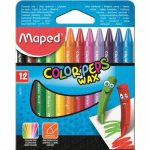 Maped Color'peps zsírkréta 12es