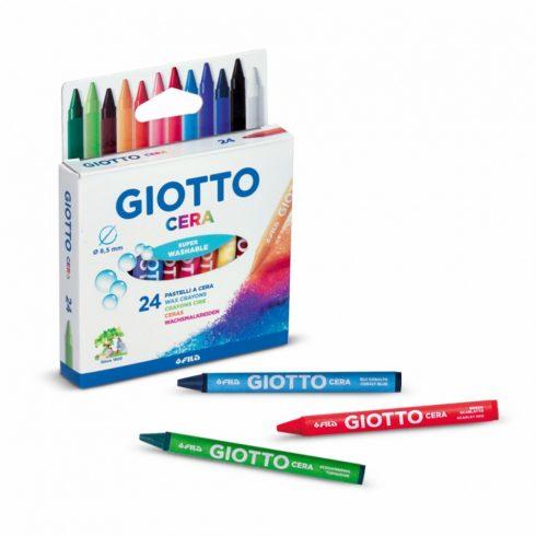 Zsírkréta 24 db-os Giotto Cera