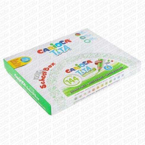 Carioca színes ceruza Tita Maxi 144 darabos 42834