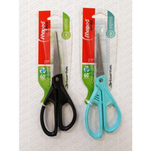 """Maped olló 21 cm-es """"Essentials Green"""""""