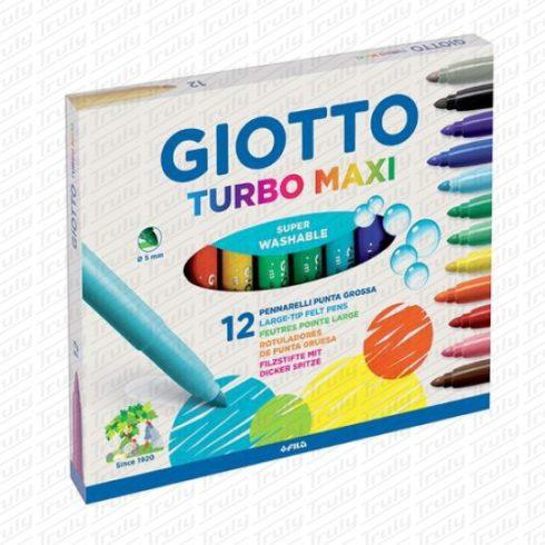 Filc 12 darabos Giotto Turbo Maxi