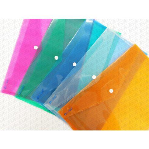PP tasak A/4 színes