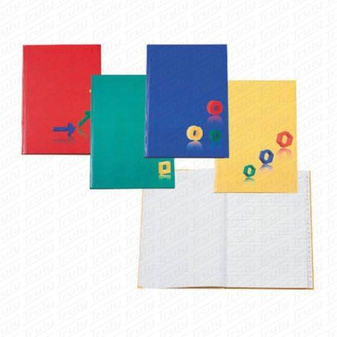 Educa beírókönyv regiszteres A/4 192 lapos