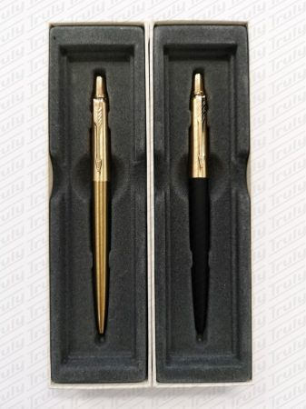 Parker golyóstoll Jotter Prémium arany felső rész