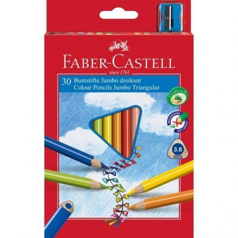 Faber Castell színes ceruza 30 darabos Junior