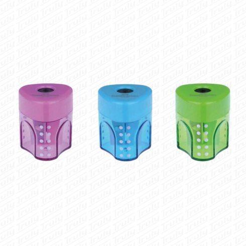 Faber-Castell mini Grip egylyukú hegyező