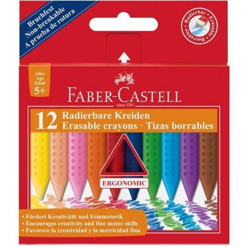 Faber Castell zsírkréta 12 darabos 122520