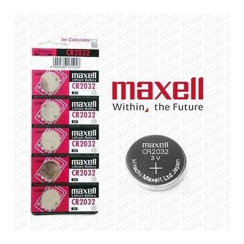 Elem Maxell 2032