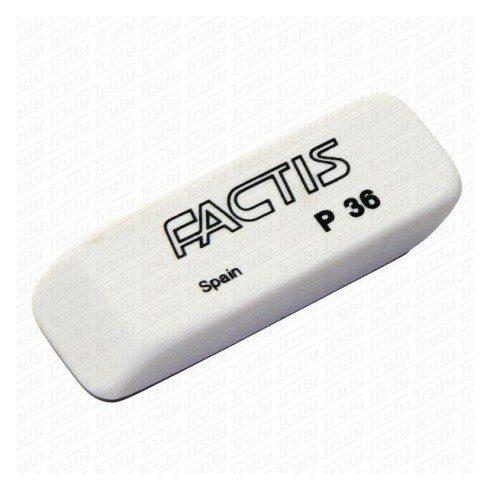 Radír Factis P36 fehér