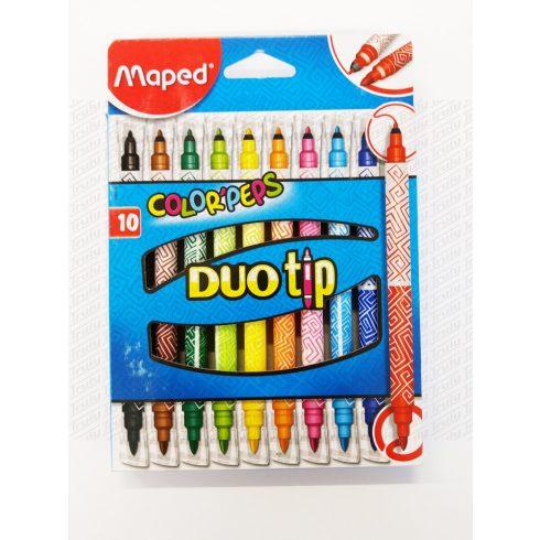 Maped filc 10 darabos DuoTip