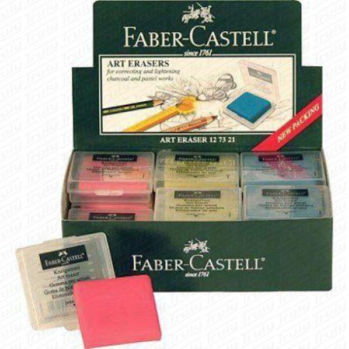 Faber Castell gyurmaradír 3 különböző színben